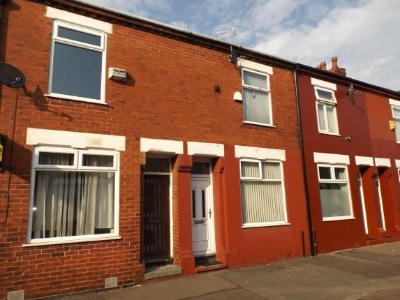 Thumbnail End terrace house for sale in Brailsford Road, Ladybarn, Manchester, Greater Manchester