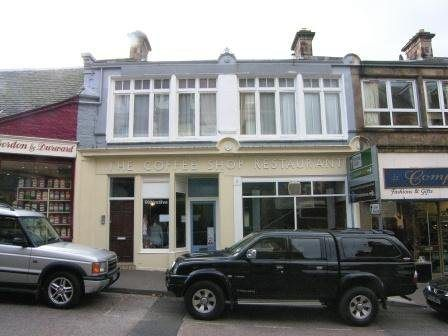 Thumbnail Flat to rent in West High Street, Crieff