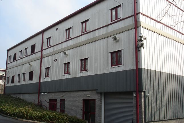 Thumbnail Light industrial to let in Burrington Way, Plymouth
