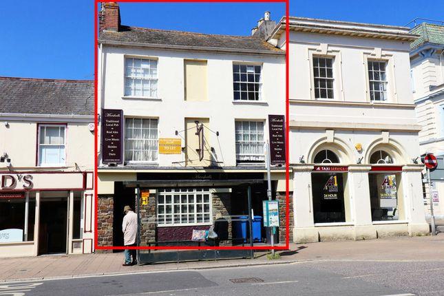 Thumbnail Pub/bar for sale in Boutport Street, Barnstaple