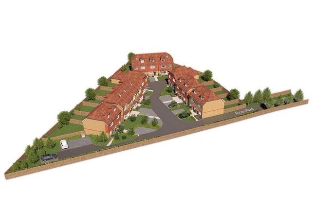 Development of All Saints Gardens, Nutfield Road, Merstham RH1
