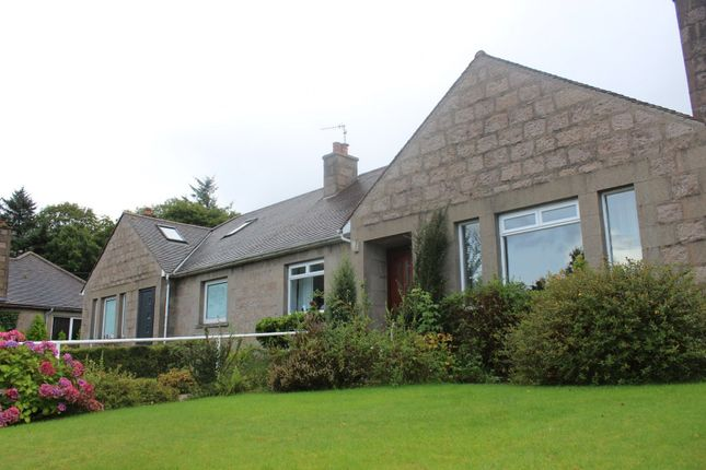 Thumbnail Semi-detached bungalow for sale in Forrit Brae, Aberdeen
