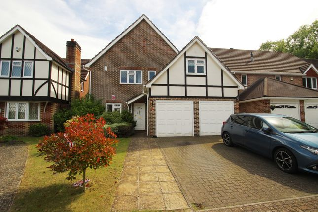 Thumbnail Detached house for sale in Huron Close, Green Street Green
