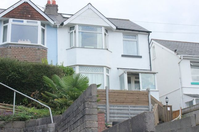 4 bed semi-detached house for sale in Maidenway Road, Paignton