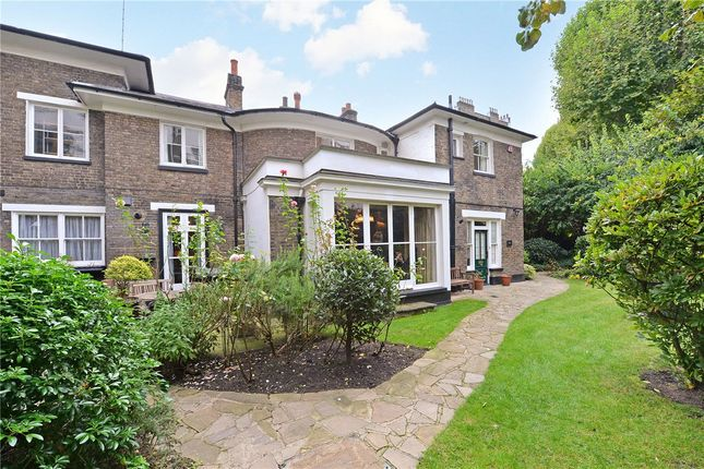 Thumbnail Terraced house for sale in Linden Gardens, London