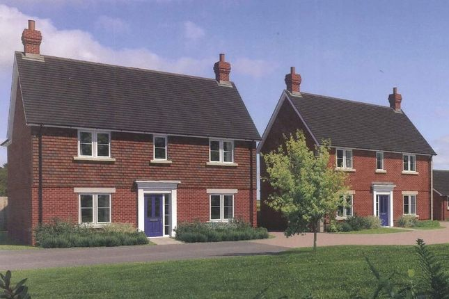 Thumbnail Detached house for sale in Earls Park, Tuffley Crescent, Gloucester