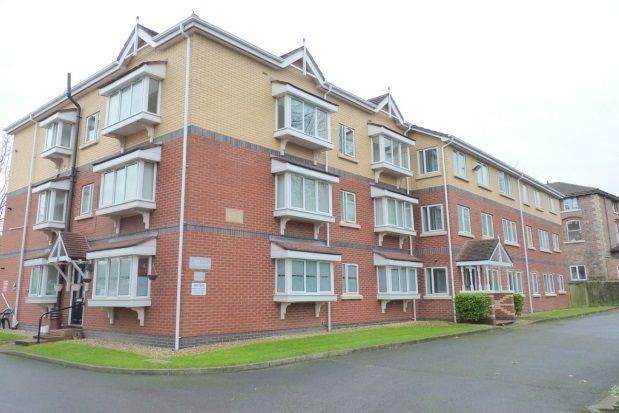 Thumbnail Flat to rent in Wepre Court, Caroline Place, Oxton
