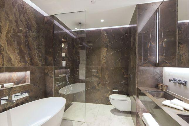 Bathroom of Chiltern Place, 66 Chiltern Street, Marylebone W1U