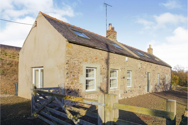 Thumbnail Detached house for sale in Wark, Cornhill-On-Tweed