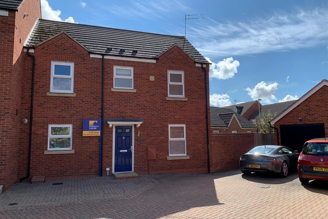 Thumbnail End terrace house for sale in Northwood Drive Kingsway, Quedgeley, Gloucester