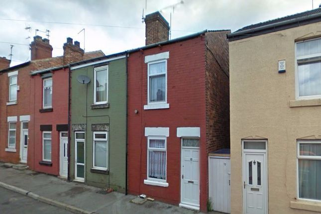 Thumbnail Terraced house to rent in Frederick Street, Mexborough
