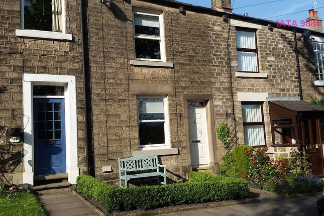 Thumbnail End terrace house to rent in Temperance Street, Broadbottom, Hyde