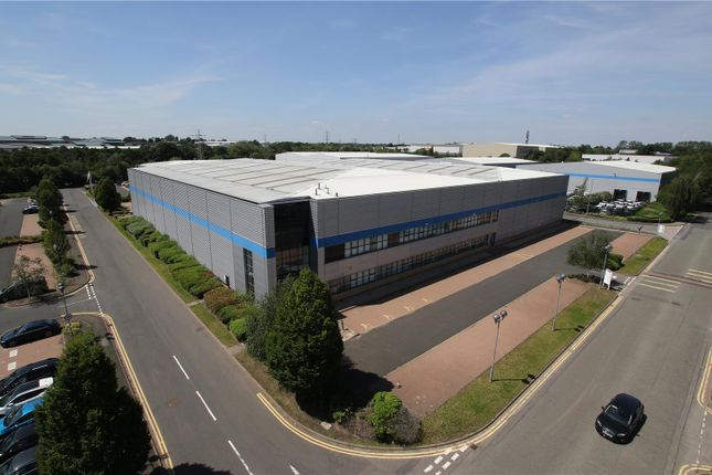 Thumbnail Warehouse to let in Unit 300 Solar Park Highlands Road, Solihull, West Midlands