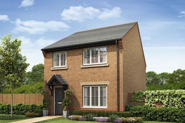 Thumbnail Detached house for sale in Firecrest Way, Kelsall, Tarporley