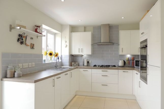 3 bed semi-detached house for sale in Moor Croft Drive, Longwell Green, Bristol