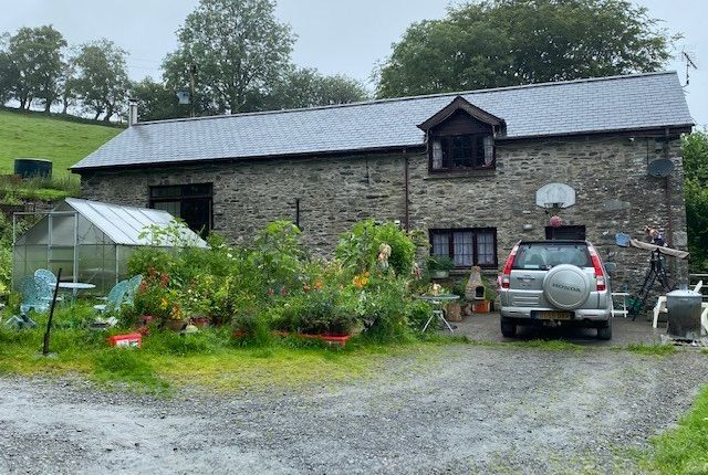 Thumbnail Farm for sale in Tregaron, Lampeter, Tregaron