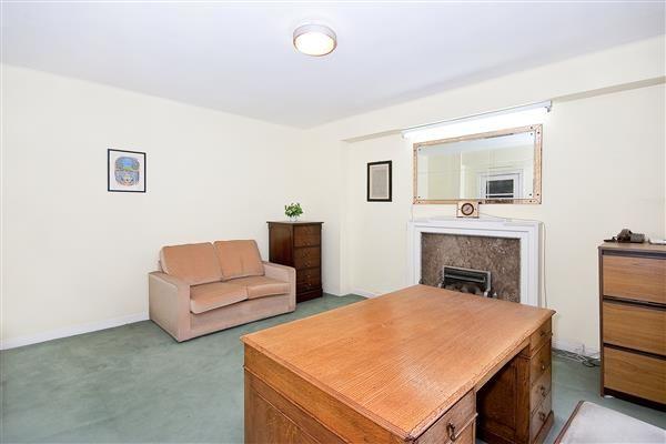 Reception Room of Portsea Hall, Hyde Park W2