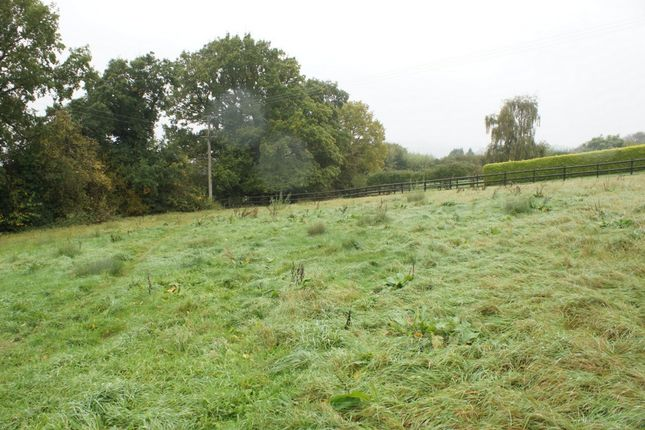 Thumbnail Land for sale in Crundle End Lane, Stockton-On-Teme