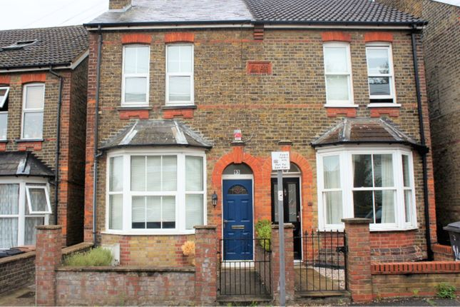 Thumbnail Semi-detached house for sale in Upper Bridge Road, Chelmsford