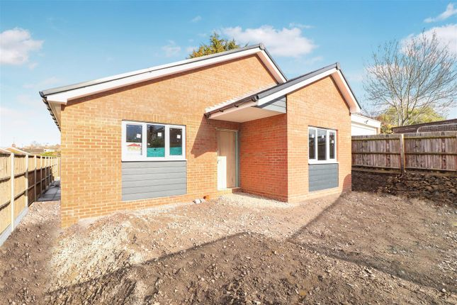 Thumbnail Detached bungalow for sale in Larkhill, Rushden