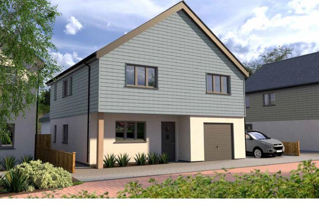 Thumbnail Detached house for sale in Mulberry Gardens, Carclaze Road, St. Austell