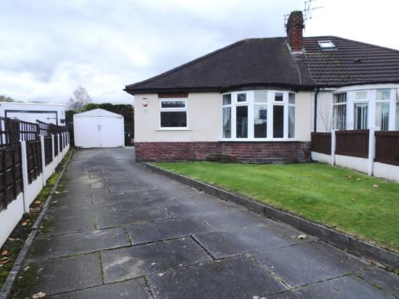 Thumbnail Bungalow for sale in Kelby Avenue, Manchester, Greater Manchester