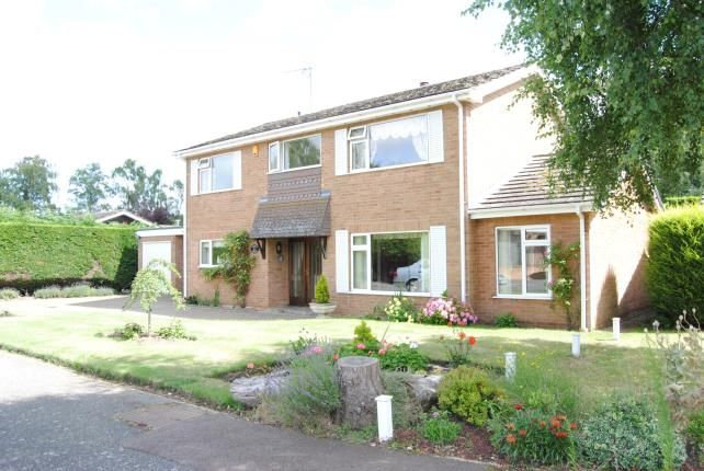 Thumbnail Detached house for sale in South Wootton, Kings Lynn, Norfolk