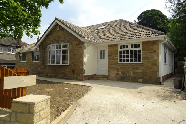 Thumbnail Detached bungalow for sale in Toller Grove, Bradford, West Yorkshire
