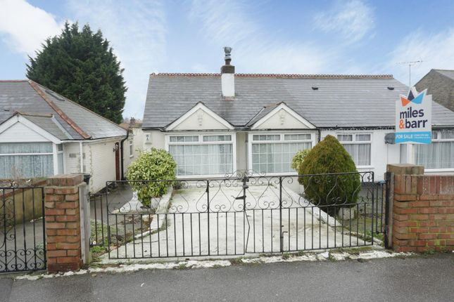 3 bed semi-detached bungalow for sale in Margate Road, Ramsgate