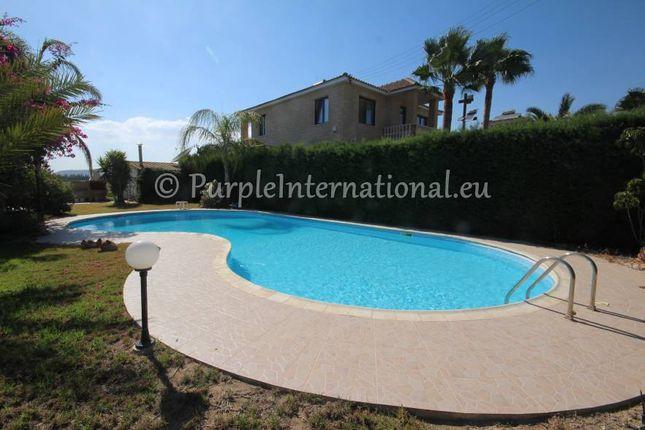Private Pool of Dhekelia, Cyprus