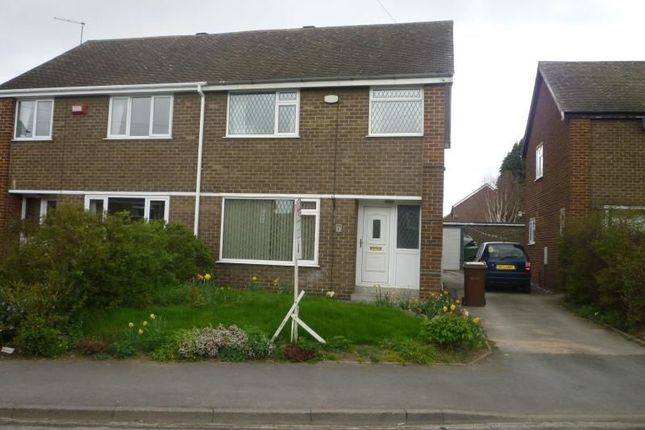 Thumbnail Semi-detached house to rent in Langdale Road, Woodlesford, Leeds