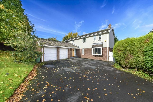 Thumbnail Detached house for sale in Lime Tree Way, Wellington, Telford, Shropshire