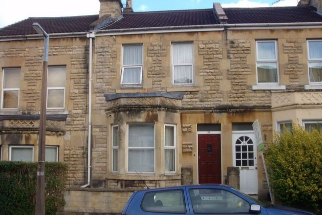 Thumbnail Terraced house to rent in Faulkland Road, Oldfield Park, Bath