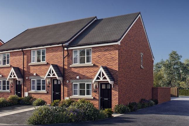 Thumbnail Terraced house for sale in Plot 7, Treetops, Grays, Essex