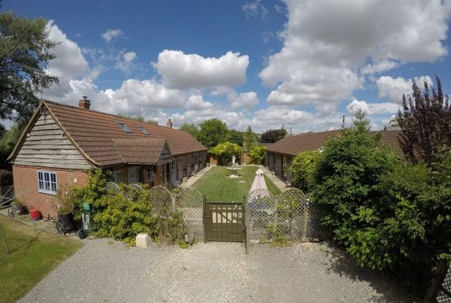 Thumbnail Barn conversion for sale in Quemerford Gate, Calne