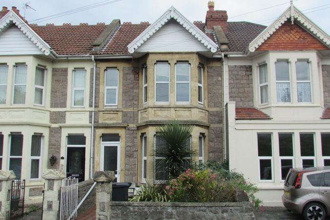 Thumbnail Flat to rent in Bournville Road, Weston-Super-Mare