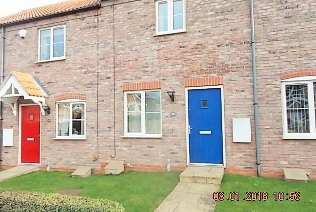 Thumbnail Terraced house to rent in Wisteria Drive, Healing, Grimsby