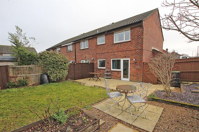 1 bed end terrace house for sale in Blackfield Road, Bournemouth BH8