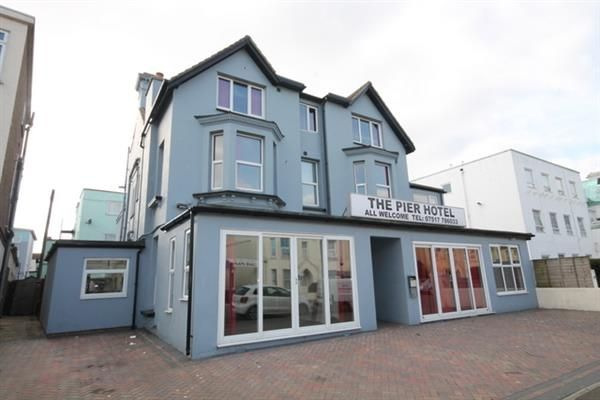 Thumbnail Detached house for sale in The Pier Hotel, Orwell Road, Clacton On Sea