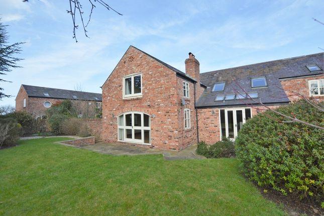 Thumbnail Barn conversion for sale in Stringers Lane, Rossett, Wrexham