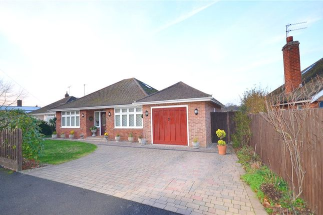 Thumbnail Detached bungalow for sale in Trumpsgreen Avenue, Virginia Water, Surrey