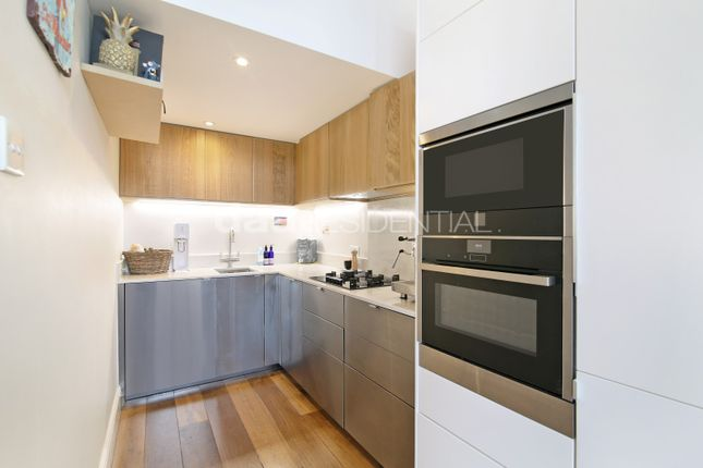 Kitchen of Chimney Court, 23 Brewhouse Lane, London E1W