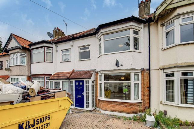 Thumbnail Terraced house to rent in Roll Gardens, Cranbrook, Ilford