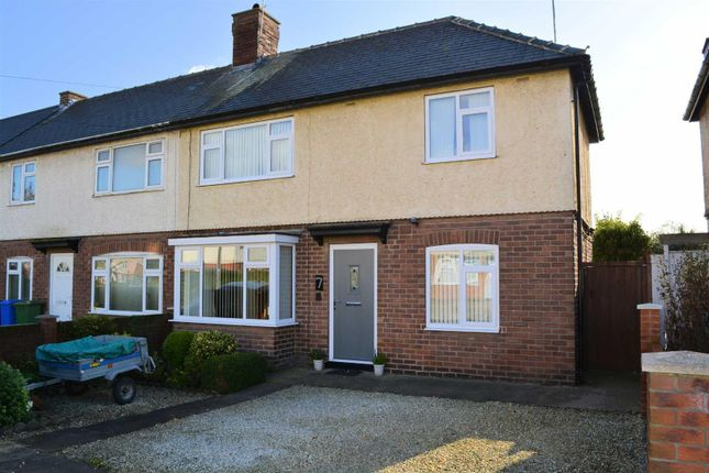 End terrace house for sale in Seavy Road, Goole