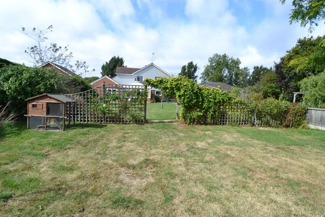 Rear Garden of The Drove, Chestfield, Whitstable CT5