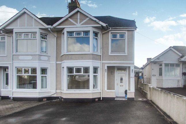 Thumbnail Property to rent in Maes Yr Haf, Heol Yr Ynys, Bridgend