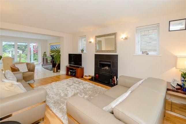 Sitting Room of High Beeches, Gerrards Cross, Buckinghamshire SL9