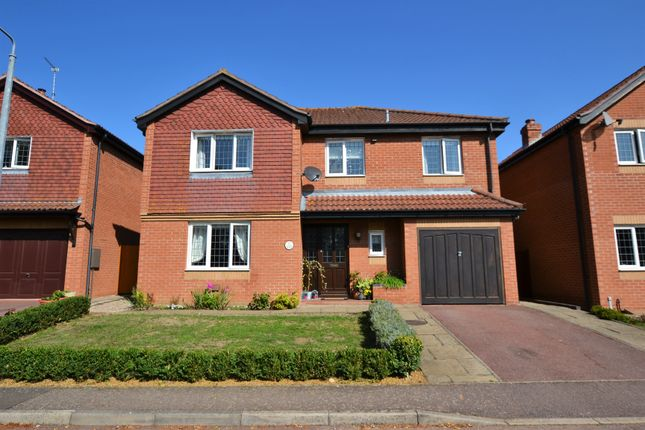 Thumbnail Detached house for sale in The Lawn, Fakenham