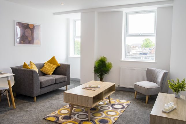 Thumbnail Flat for sale in Tivoli House, City Centre, Hull