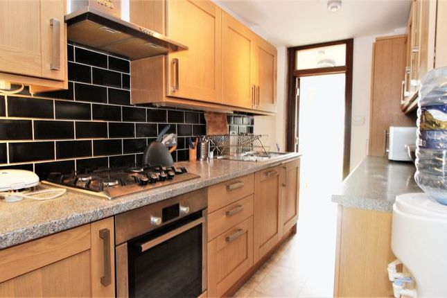 Thumbnail Terraced house to rent in Perth Road, London